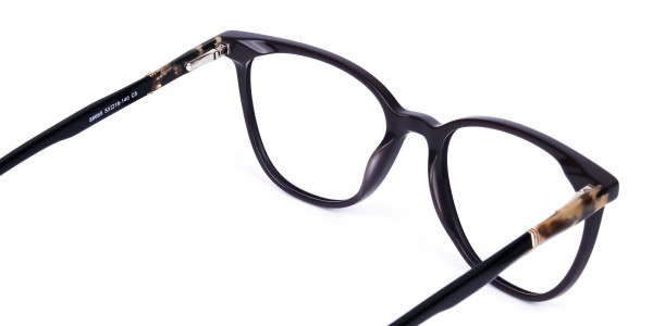 brown tortoise shell glasses - 5