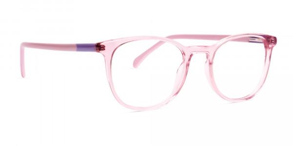 Crystal-and-transparent-blossom-Pink-Round-Glasses-Frames-2
