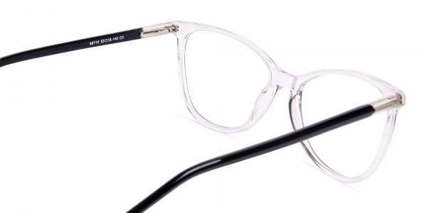 Crystal-Clear-Transparent-Cat eye-Glasses-Frames-5