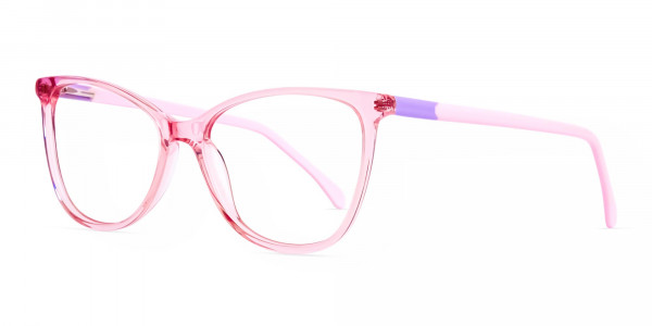 Crystal-Clear-or-Transparent-blossom-and-hot-Pink-Round-Glasses-Frames-3