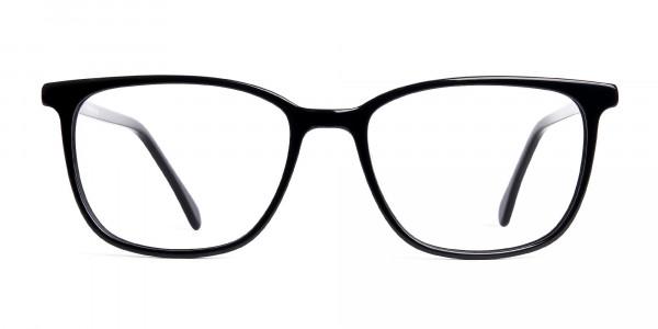 Black-Wayfarer-and-Rectangular-Glasses-Frames-1