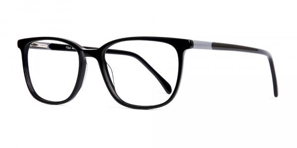 Black-Wayfarer-and-Rectangular-Glasses-Frames-3