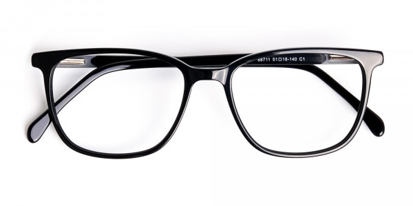 Black-Wayfarer-and-Rectangular-Glasses-Frames-6