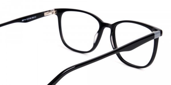 New-shiny-and-glossy-Black-Wayfarer-and-Rectangular-Glasses-Frames-5