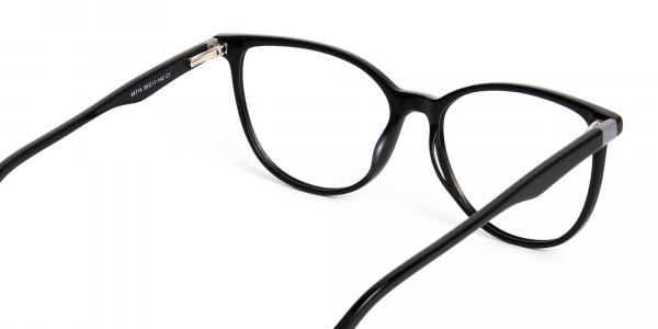 Glossy-Black-Cat-eye-Glasses-Frames-5