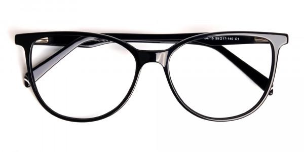 Glossy-Black-Cat-eye-Glasses-Frames-6