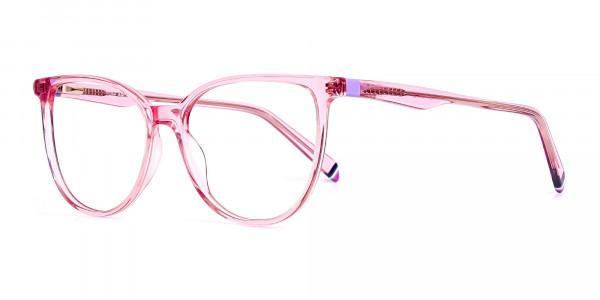 Crystal-Pink-transparent-Cat-eye-Glasses-Frames-3