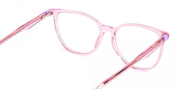 Crystal-Pink-transparent-Cat-eye-Glasses-Frames-5