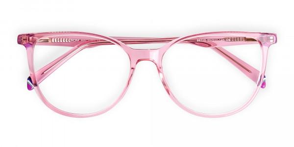 Crystal-Pink-transparent-Cat-eye-Glasses-Frames-6