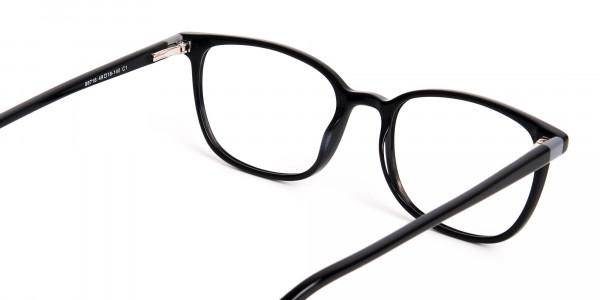 Glossy-Black-Rectangular-Glasses-Frames-5