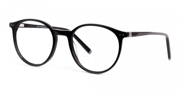 designer-and-trendy-black-round-glasses-frames-3