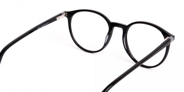 designer-and-trendy-black-round-glasses-frames-5