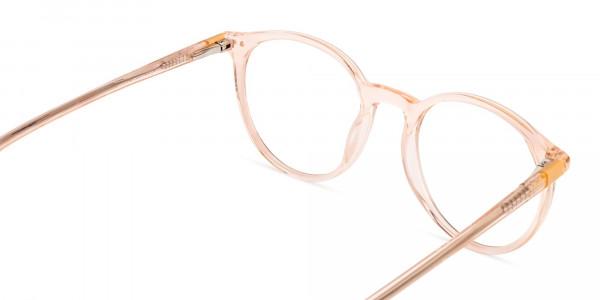 transparent-and-crystal-clear-orange-round-glasses-frames-5