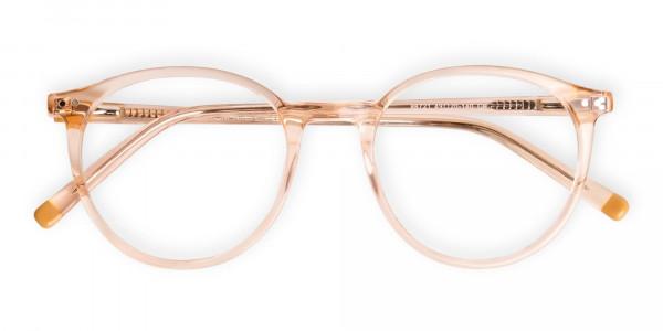 transparent-and-crystal-clear-orange-round-glasses-frames-6