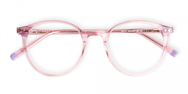 transparent-or-crystal-clear-blossome-and-nude-pink-round-glasses-frames-6
