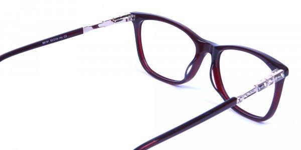 Modern Glasses in Dark Rain - 4