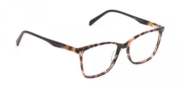 Designer Tortoiseshell Eyeglasses For Women-2