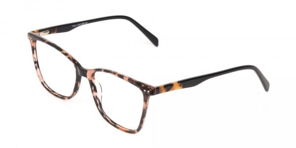Designer Tortoiseshell Eyeglasses For Women-3
