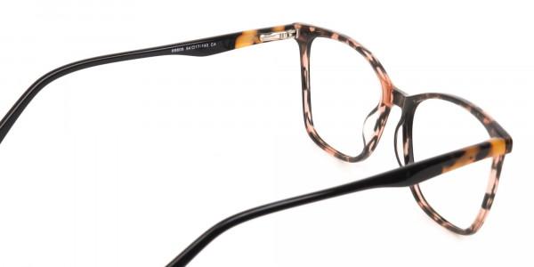 Designer Tortoiseshell Eyeglasses For Women-5