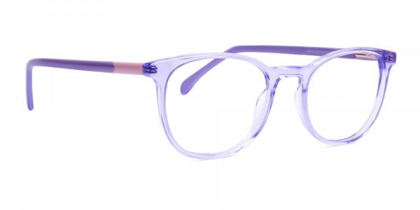 Crystal-Pastel-Purple-Round-Glasses-Frames-2