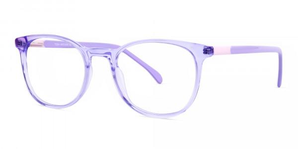 Crystal-Pastel-Purple-Round-Glasses-Frames-3