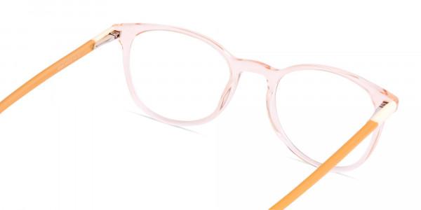 transparent-orange-Color-Round-Glasses-Frames-5