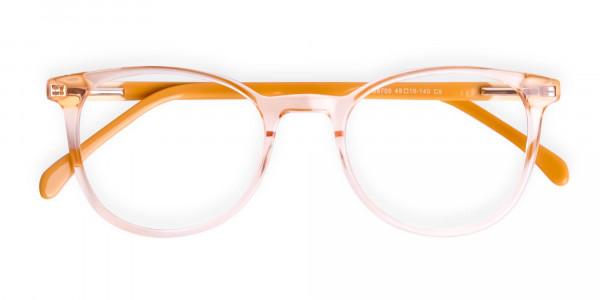 transparent-orange-Color-Round-Glasses-Frames-6