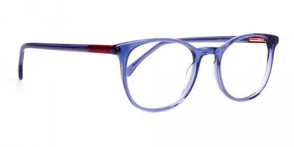 Dark-Blue-Round-Glasses-Frames-2