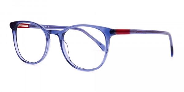 Dark-Blue-Round-Glasses-Frames-3