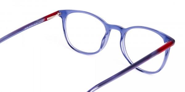 Dark-Blue-Round-Glasses-Frames-5