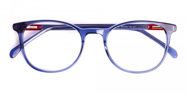 Dark-Blue-Round-Glasses-Frames-6