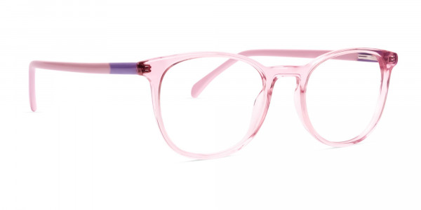 Crystal-and-transparent-blossom-Pink-Round-Glasses-Frames-2