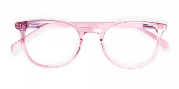 Crystal-and-transparent-blossom-Pink-Round-Glasses-Frames-6