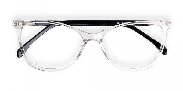 Crystal-Clear-Transparent-Cat eye-Glasses-Frames-6