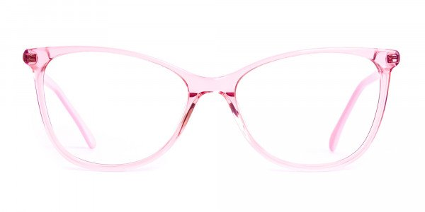 Crystal-Clear-or-Transparent-blossom-and-hot-Pink-Round-Glasses-Frames-1