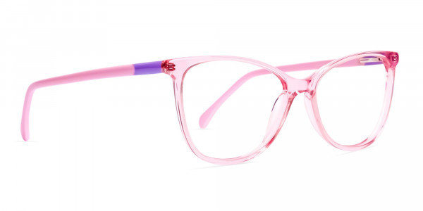 Crystal-Clear-or-Transparent-blossom-and-hot-Pink-Round-Glasses-Frames-2