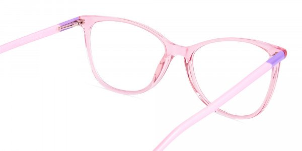 Crystal-Clear-or-Transparent-blossom-and-hot-Pink-Round-Glasses-Frames-5