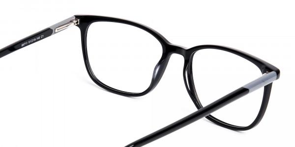 Black-Wayfarer-and-Rectangular-Glasses-Frames-5
