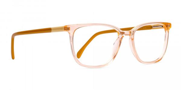 Crystal-Clear-Orange-Wayfarer-Rectangular-Glasses-Frames-2