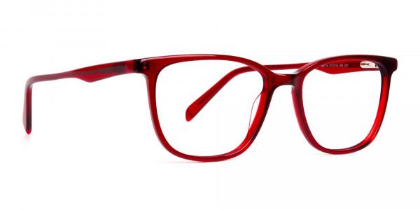 Dark-Red-Wayfarer-and-Rectangular-Glasses-Frames-2