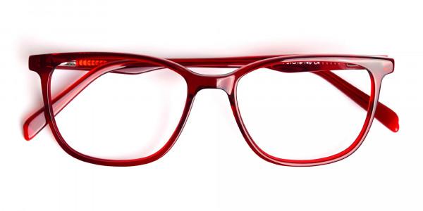 Dark-Red-Wayfarer-and-Rectangular-Glasses-Frames-6