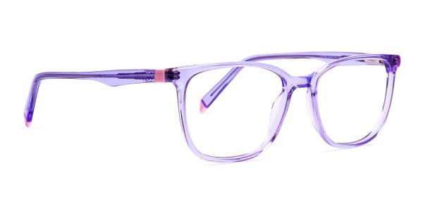 Crystal-Light-Purple-Wayfarer-and-Rectangular-Glasses-Frames-2
