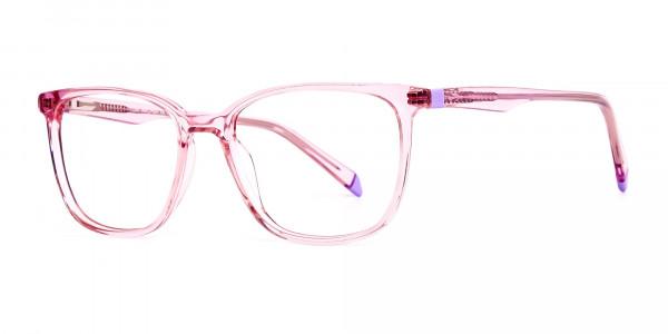 Crystal-pink-Wayfarer-and-Rectangular-Glasses-Frames-3