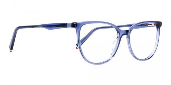 Blue-Transparent-Cat-eye-Glasses-Frames-2