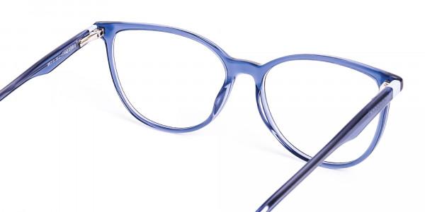 Blue-Transparent-Cat-eye-Glasses-Frames-5