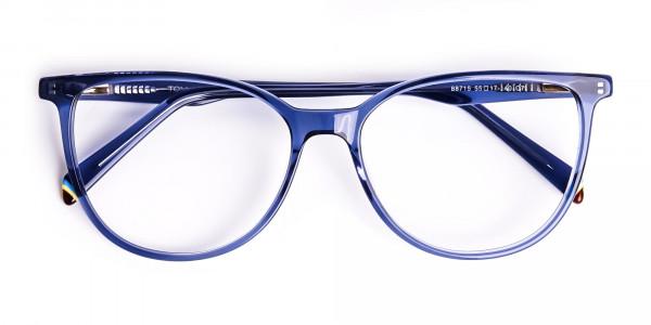 Blue-Transparent-Cat-eye-Glasses-Frames-6