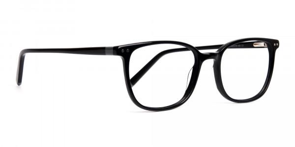 Glossy-Black-Rectangular-Glasses-Frames-2