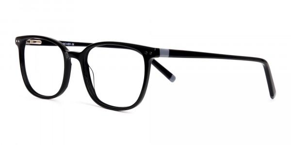 Glossy-Black-Rectangular-Glasses-Frames-3