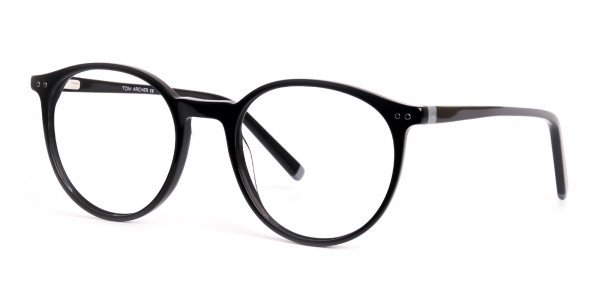 designer-and-trendy-black-round-glasses-frames-3