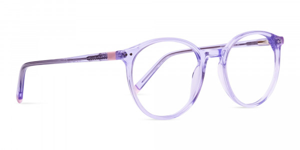 transparent-and-crystal-clear-purple-round-glasses-frames-2